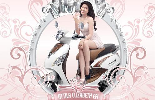 Khuyến mãi khi mua Attila Elizabeth Efi