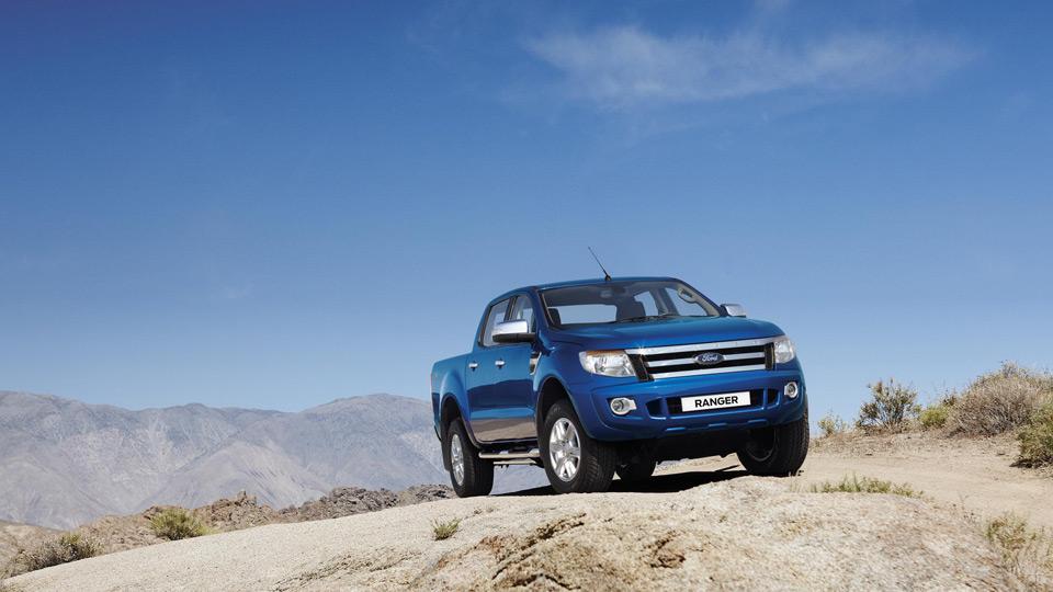 Sau tháng ngâu, doanh số bán lẻ Ford tăng đáng kể