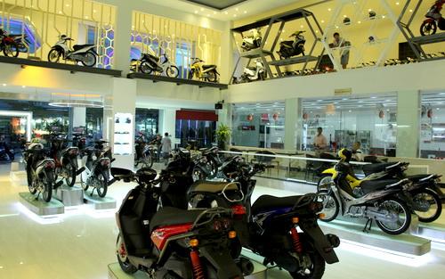 Yamaha khai trương cửa hàng lớn nhất Việt Nam tại Đà Nẵng