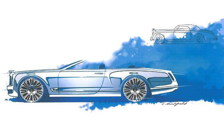 Bentley nói không với Mulsanne concept