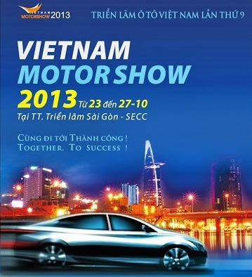 """Các """"ông lớn"""" mang gì tới Triển lãm Ô tô Việt Nam 2013?"""