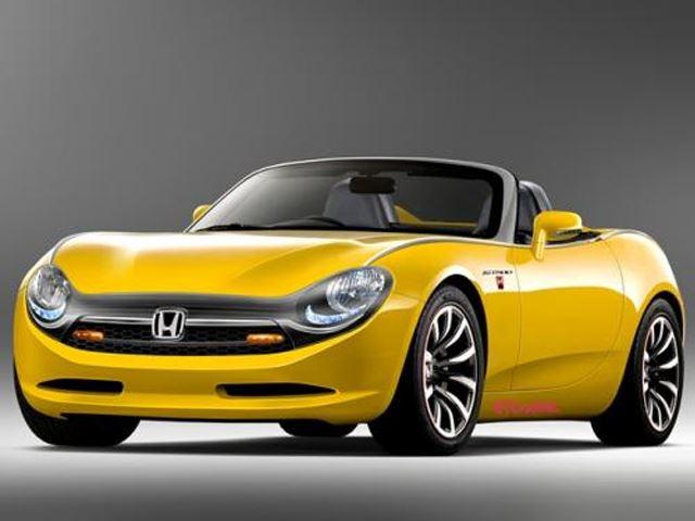 Honda có thể ra mắt mẫu Roadster mới
