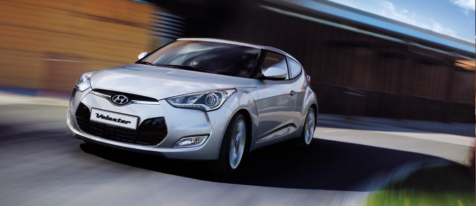 Hyundai tặng gói độ 85 triệu đồng khi mua xe Veloster