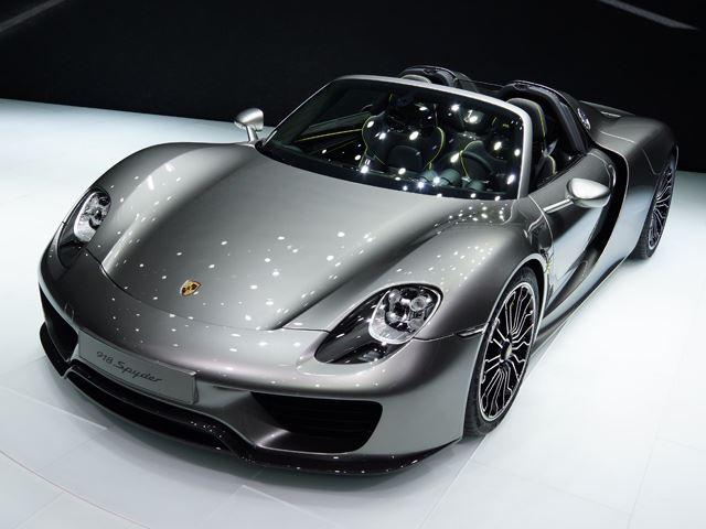 Top 5 mẫu xe ấn tượng nhất Frankfurt Motor Show 2013