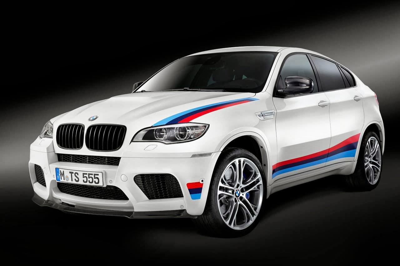 """BMW ra mắt phiên bản """"Design Edition"""" của chiếc X6 M"""