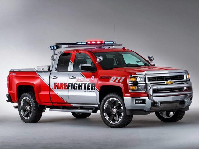 Chevrolet tiết lộ cặp bán tải mới đa chức năng