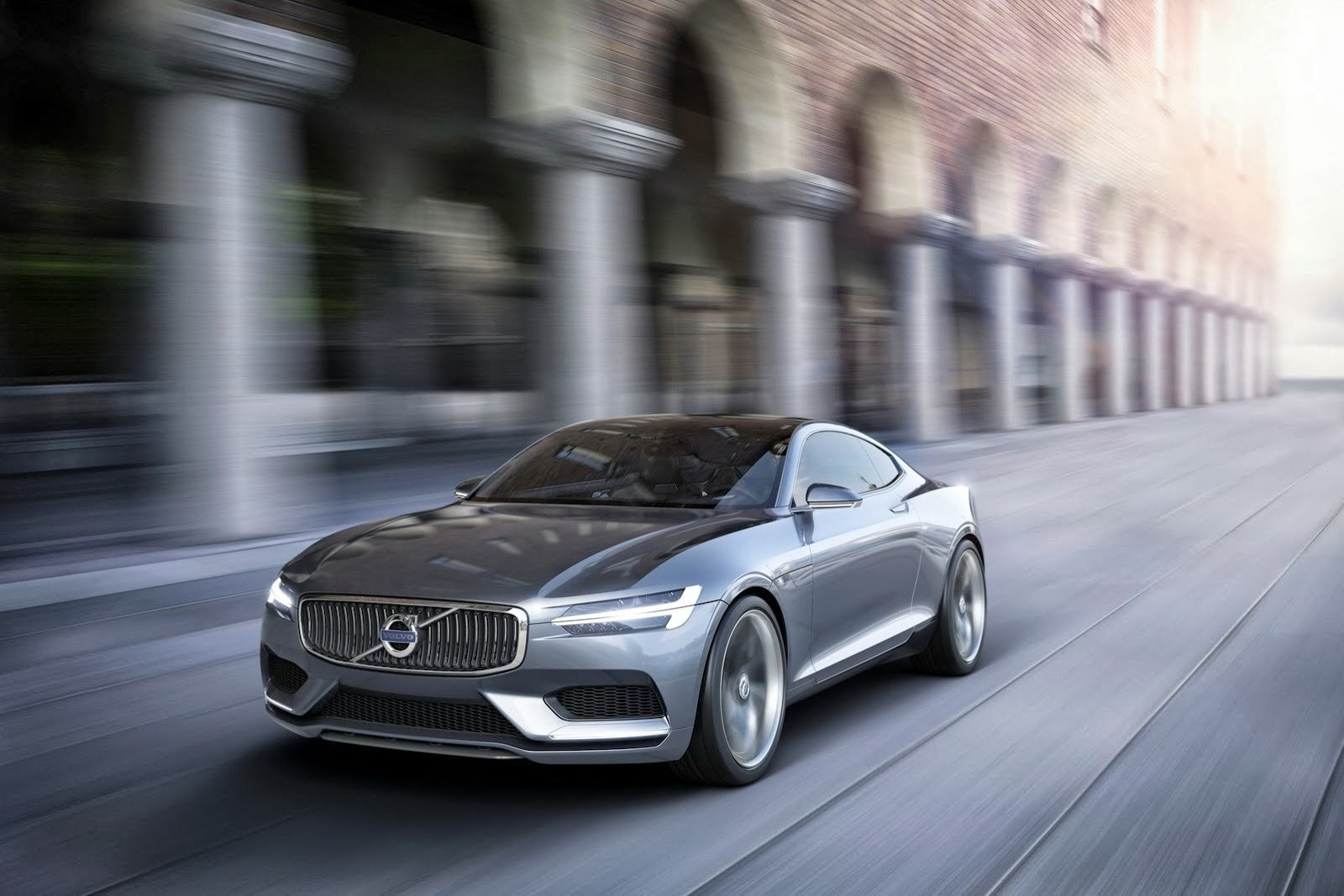 Volvo sẽ sản xuất mẫu Coupe Concept