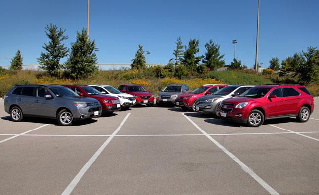 2013 - 2014: Cuộc chiến của xe Crossover cỡ nhỏ