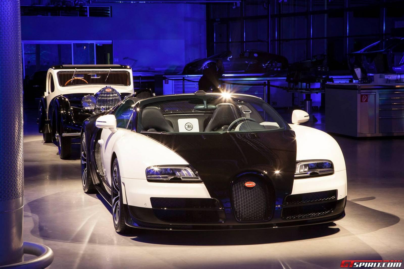 Bugatti Veyron ra mắt phiên bản mới theo tên nhạc sĩ dương cầm