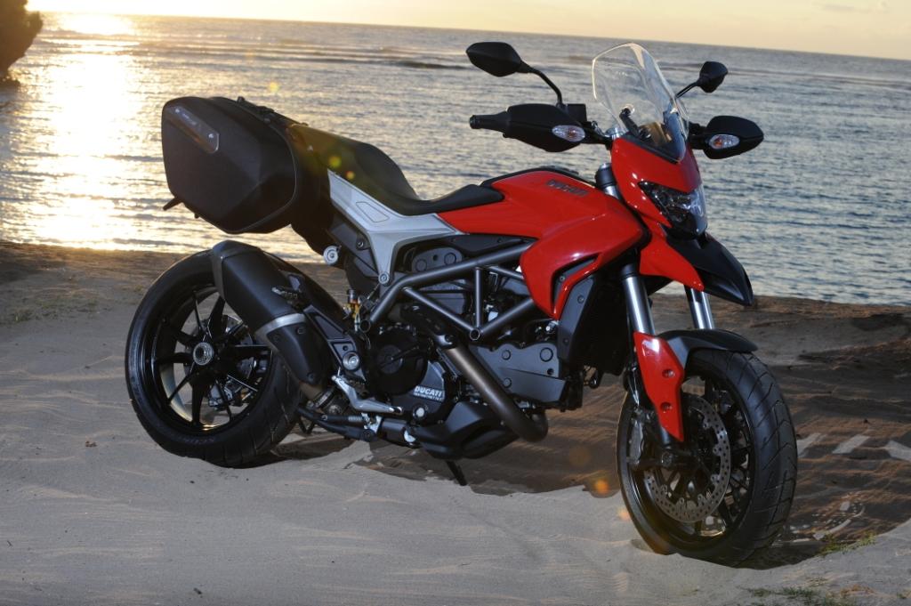Ducati Việt Nam ra mắt Hyperstrada vào tháng 11 tới