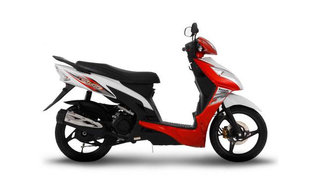 Kawasaki ra xe tay ga J300