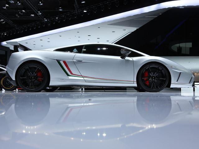 Lamborghini Gallardo Squadra Corse xuất hiện trên đường đua