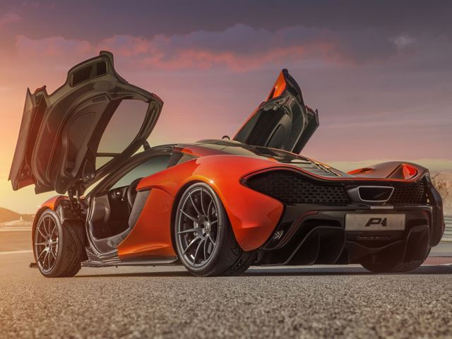 McLaren bắt đầu sản xuất siêu xe hybrid P1