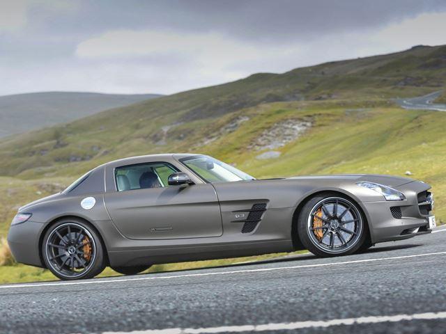 """Mercedes SLS AMG sẽ """"chết"""" vào năm 2014"""