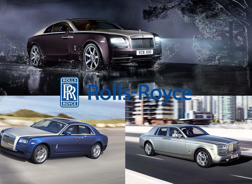 Ba chiếc Rolls-Royce chính hãng sẽ về Việt Nam vào cuối năm nay
