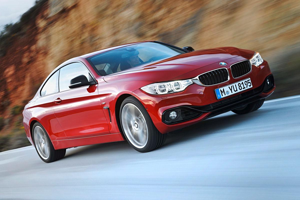 BMW Series 4 Coupe về Việt Nam với giá từ 2,046 tỷ đồng