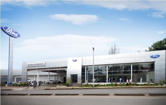 Ford gia nhập thị trường Myanmar
