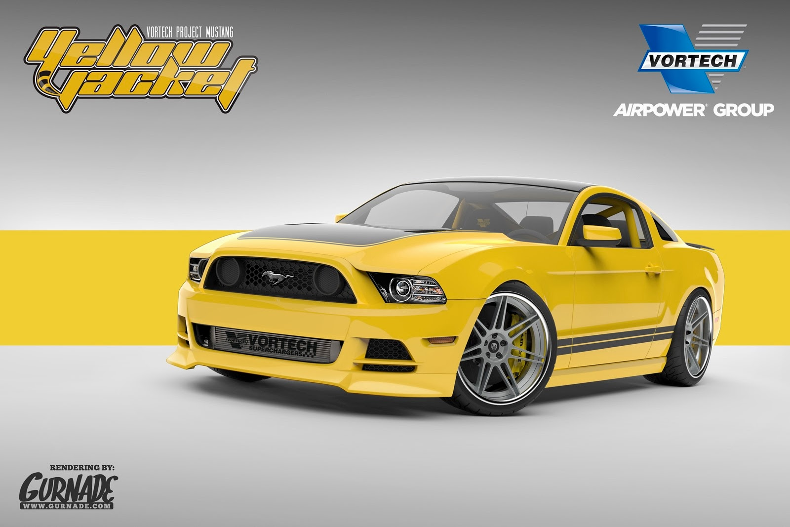 Ford Mustang diện lớp