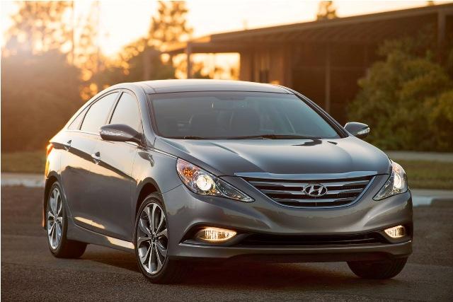 Hyundai nâng cấp Sonata