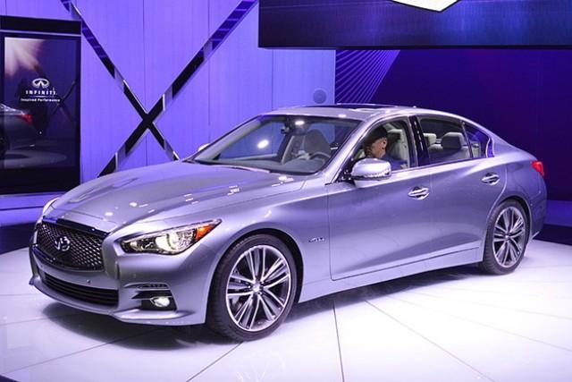 Infiniti sẽ bán xe tại nội địa