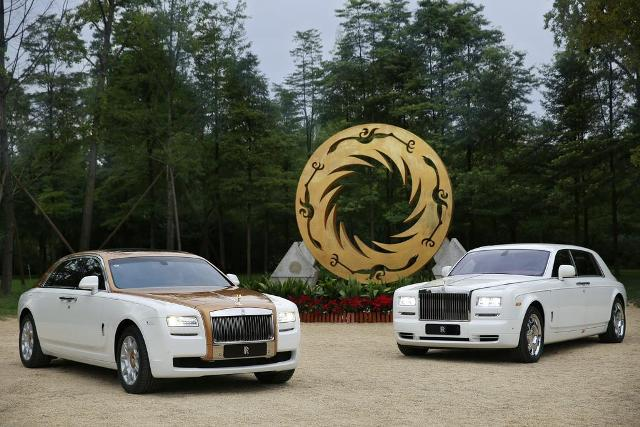 Rolls-Royce tăng trưởng mạnh ở châu Á