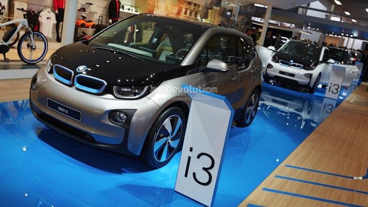 BMW i3: Cầu mạnh hơn cung