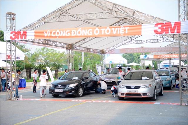Car care Day: chăm sóc xe tại Hà Nội
