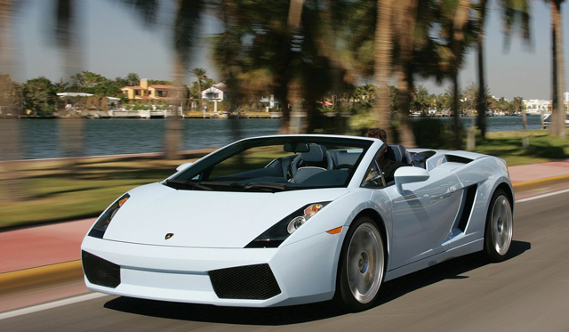 Đến Lamborghini cũng bị thu hồi