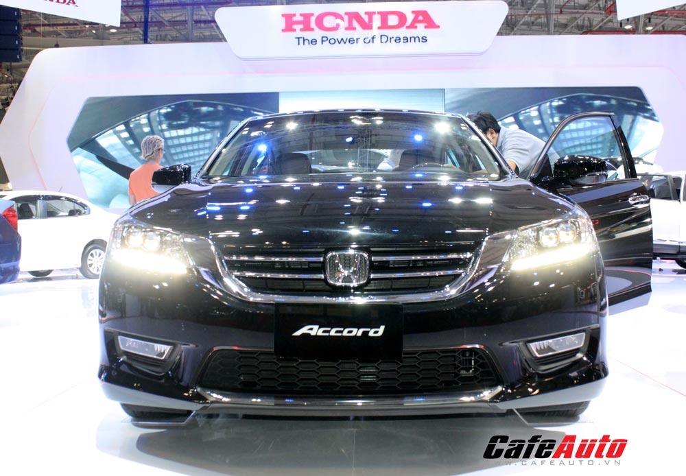 VMS 2013: Honda giới thiệu Accord 2013