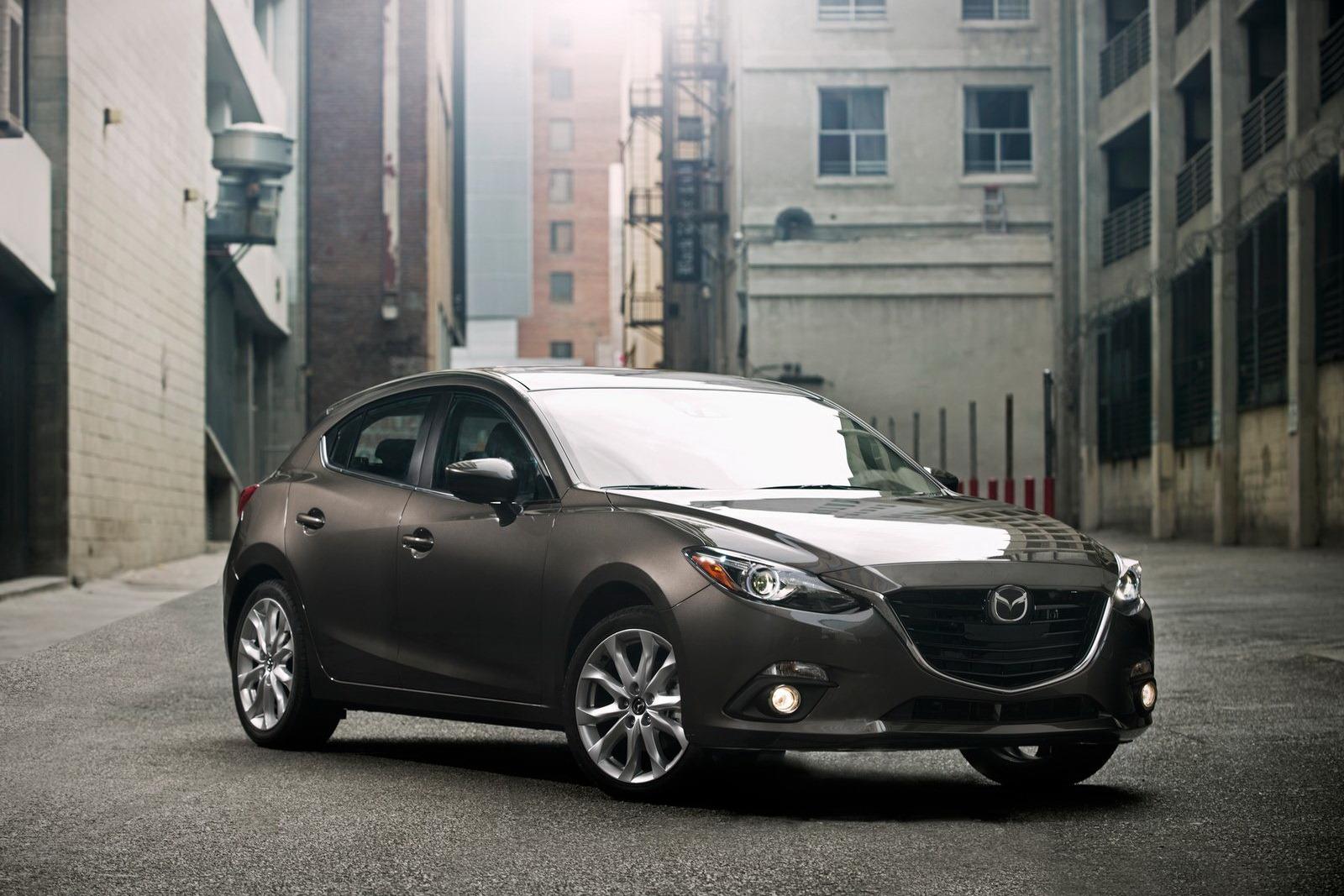 Mazda3 có thể được trang bị hệ dẫn động AWD