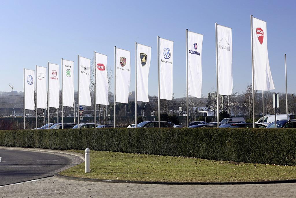 Tập đoàn VW bán được 7 triệu chiếc trong 9 tháng đầu năm