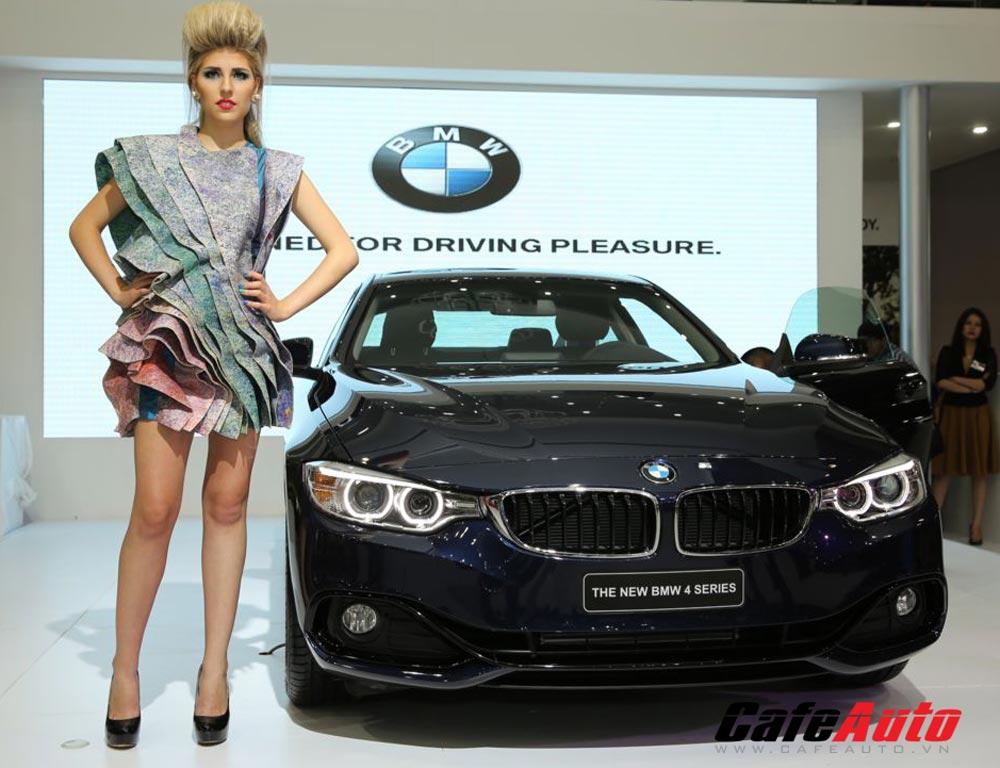 """VMS 2013: """"Thế giới BMW"""" tại Triển lãm ôtô Việt Nam 2013"""