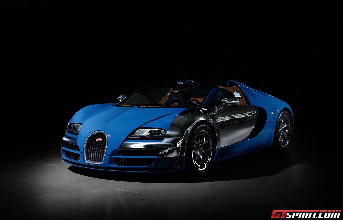 Bugatti ra giới thiệu huyền thoại thứ 3 Meo Costantini