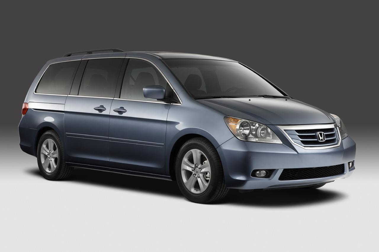 Honda triệu hồi gần 350,000 chiếc Odyssey