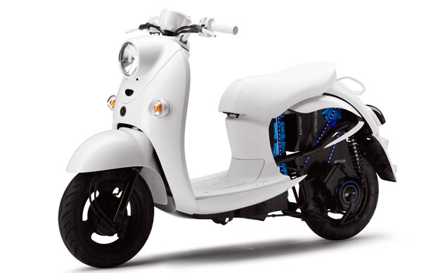 Yamaha Evino và Ekids ra mắt tại Tokyo Motor Show