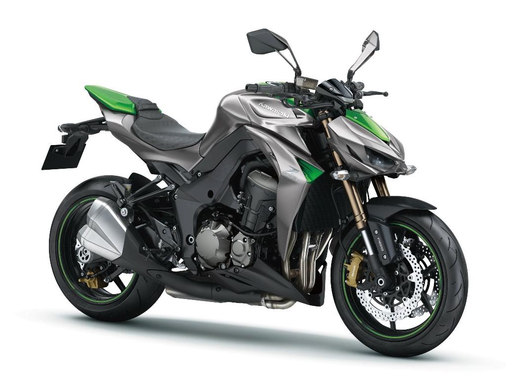 Kawasaki Z1000 2014 sẽ về Việt Nam vào đầu 2014