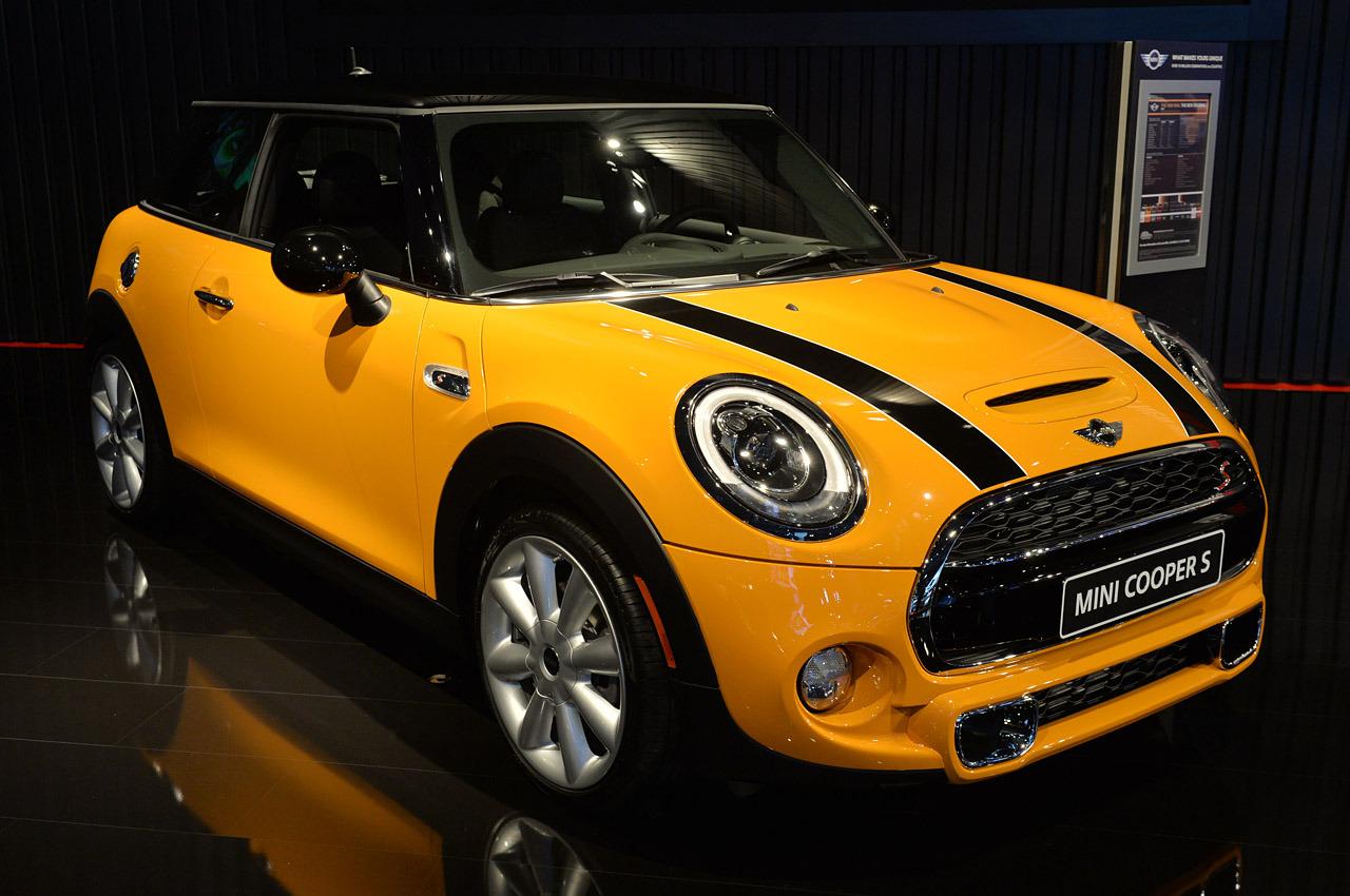 LA Auto Show 2013: Mini Cooper 2015 thu hút mọi ánh nhìn