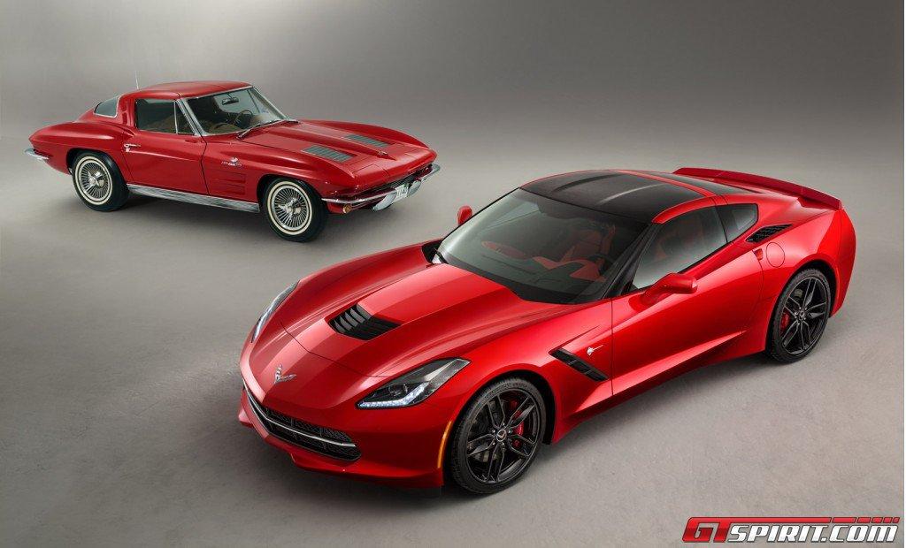 Sẽ có nhiều xe có thiết kế giống Corvette Stingray 2014 trong tương lai