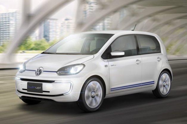 Tokyo Motor Show 2013: VW Twin Up! – bước tiến cho tương lai