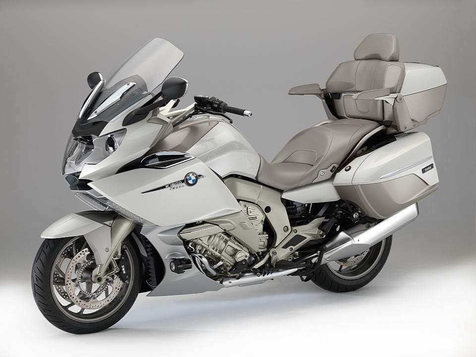 BMW K1600GTL Exclusive 2014 tích hợp nhiều công nghệ