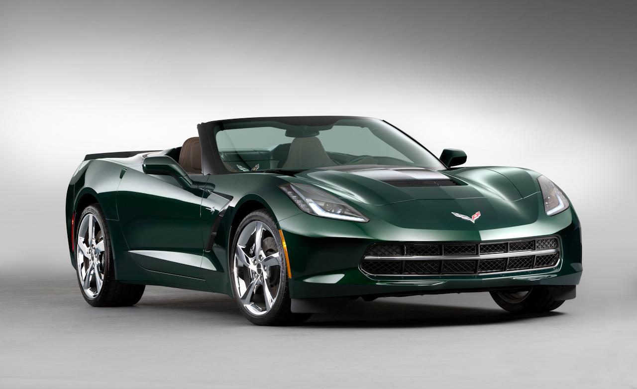 Chevrolet giới thiệu phiên bản Corvette Stingray mới