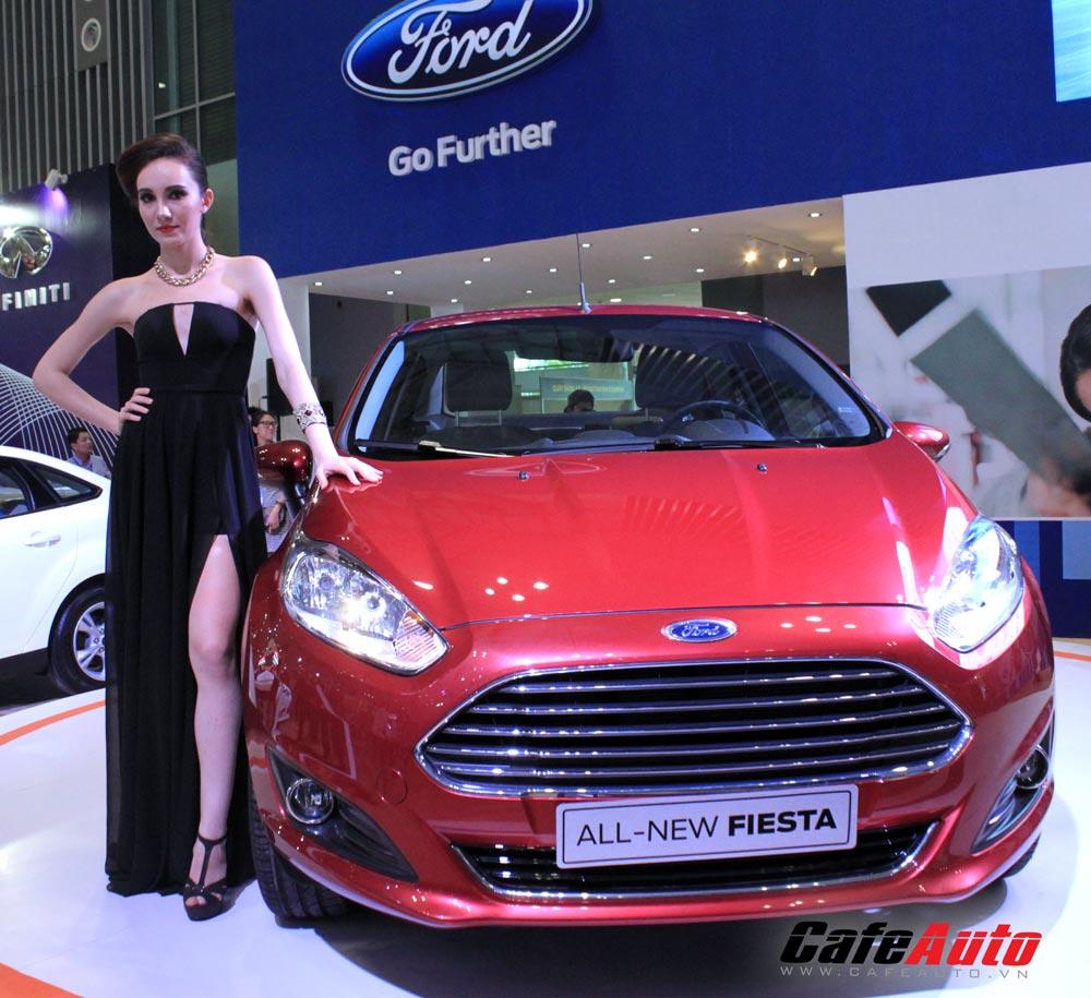 Thông tin chi tiết Ford Fiesta mới