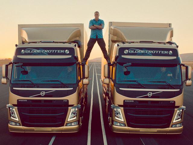 Volvo lại thử sức hệ thống lái
