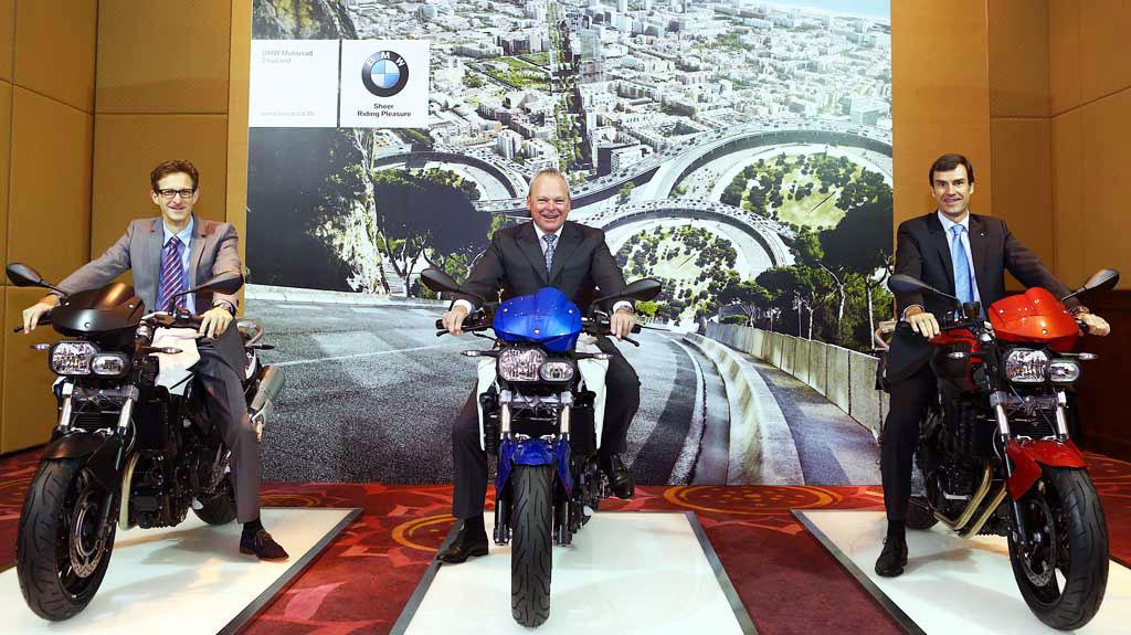 BMW bắt đầu sản xuất xe máy tại Thái Lan