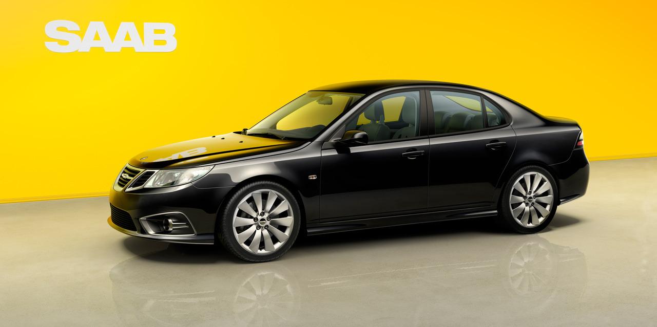 """Saab """"hồi sinh"""" với sedan 9-3"""