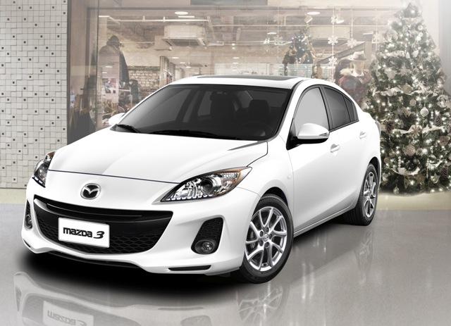 Sở hữu xe Mazda nhận ngay ưu đãi kép