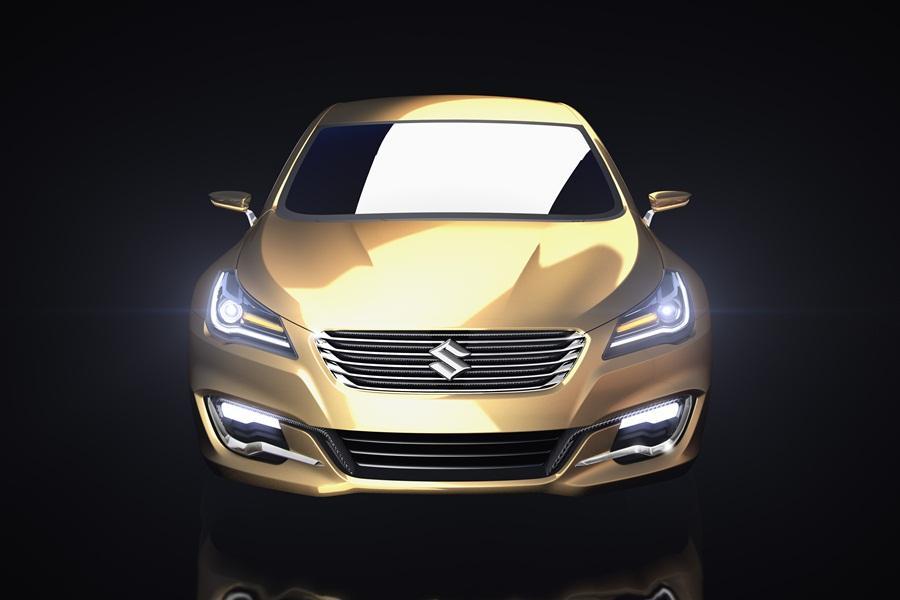 Suzuki Authentics Sedan sẽ bán ở Trung Quốc vào năm tới