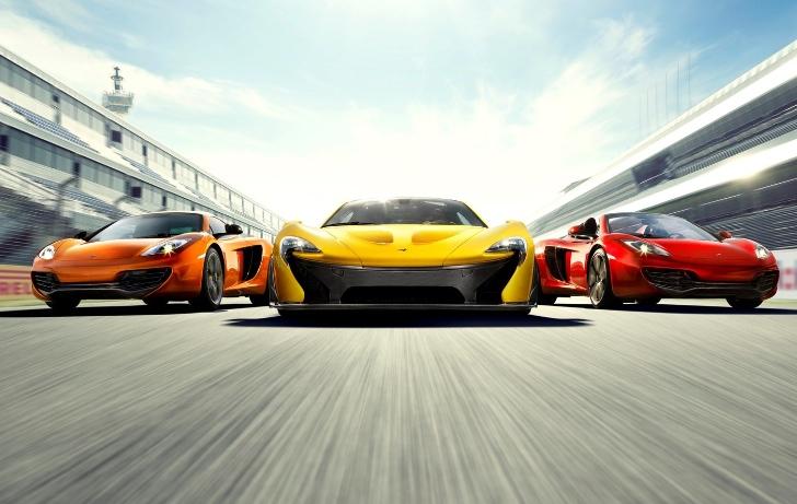 McLaren P13 tiết lộ nhiều thông số