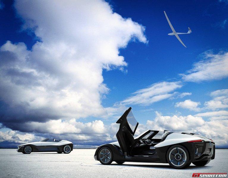 Nissan BladeGlider sẽ là chiếc xe có hệ thống lái tốt nhất