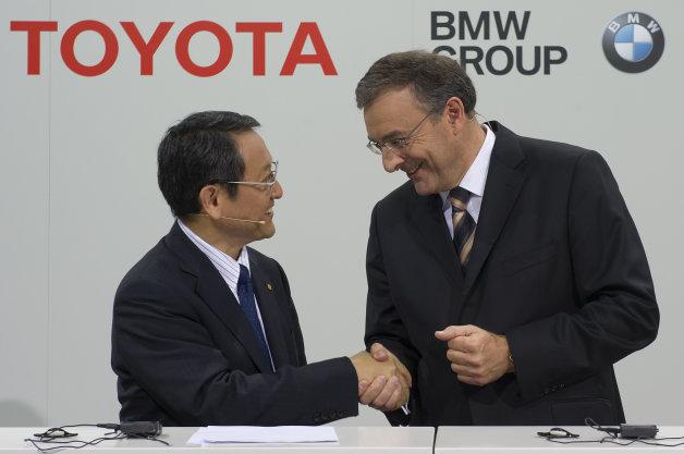 BMW và Toyota hợp tác phát triển xe thể thao
